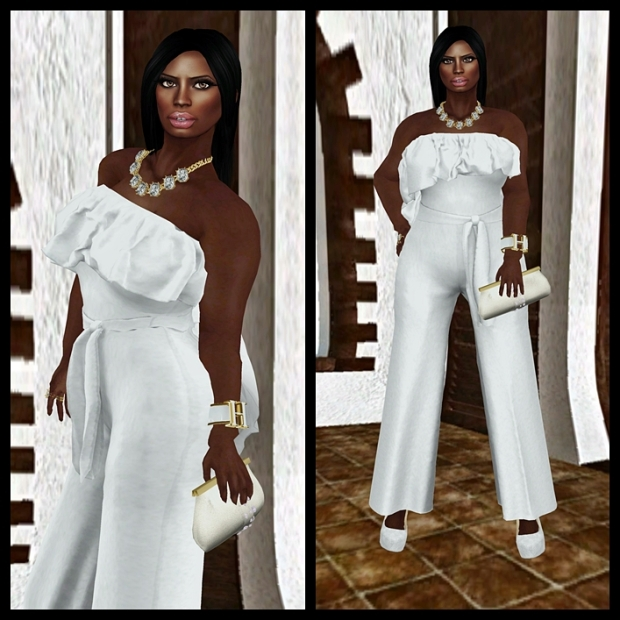 hucci sale white