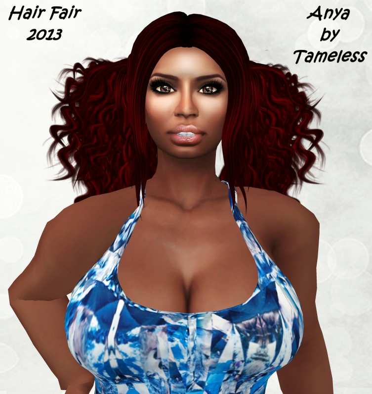 Anya - Tameless- Hair Fair