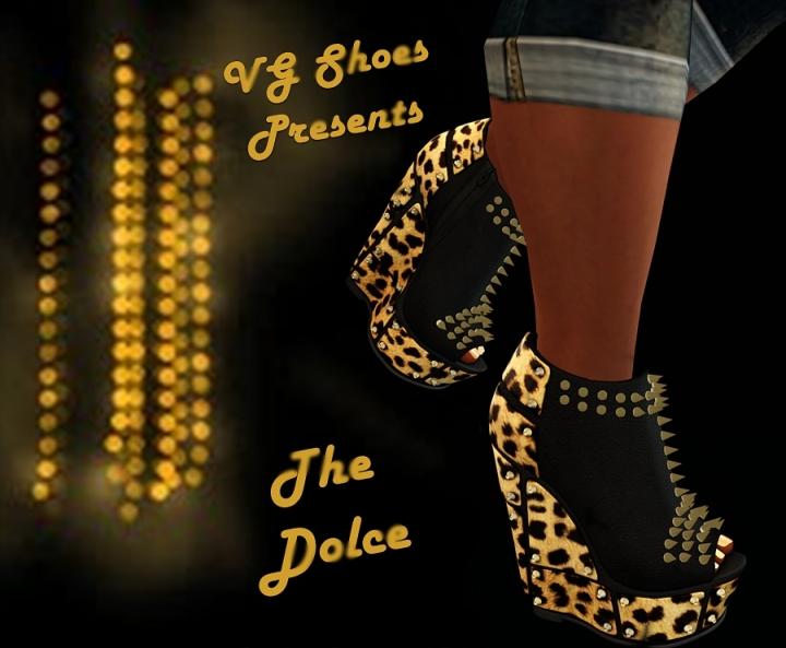 Dolce- VG Shoes Shoe Fair