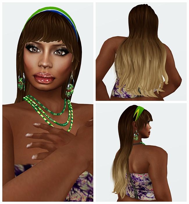 iconiccouture- hair fair 2013 gift