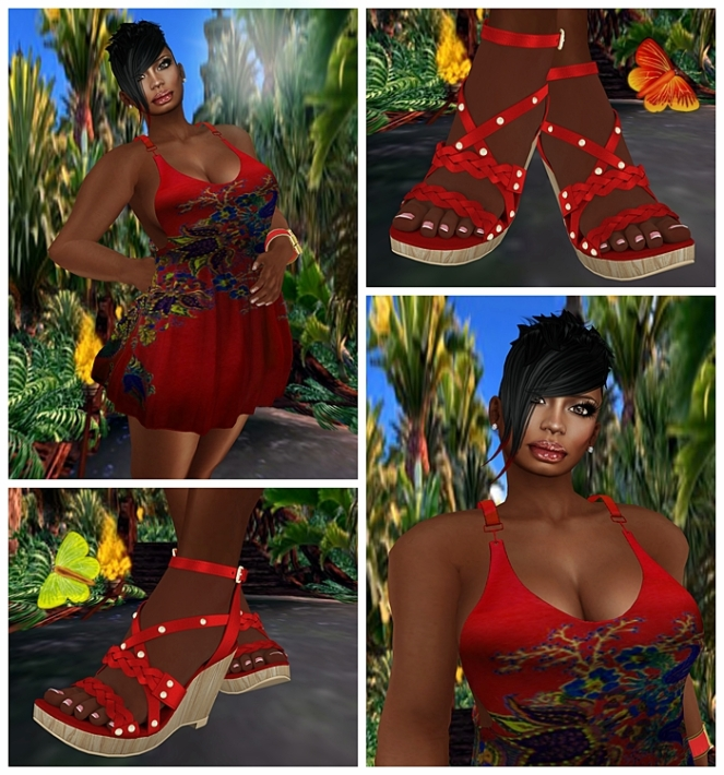 two fairs- tameless and vg shoes