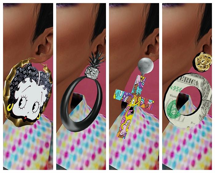 7891 earrings