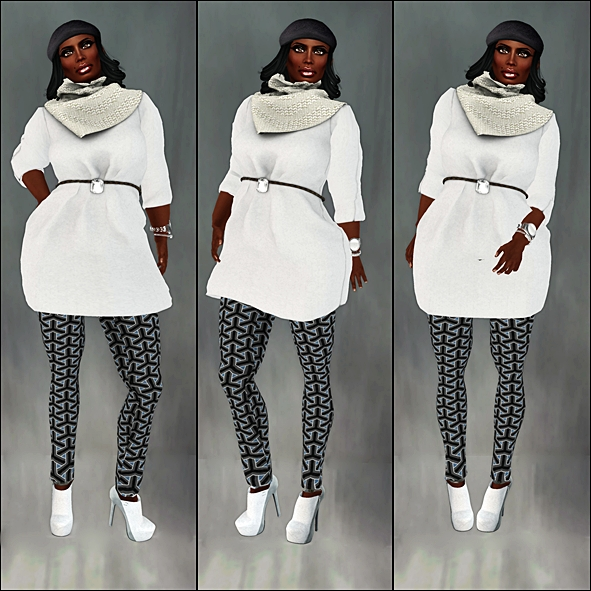 hov coat and leggings