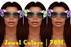 7891 cateye shades