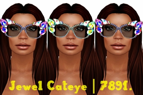 7891 cateye shades