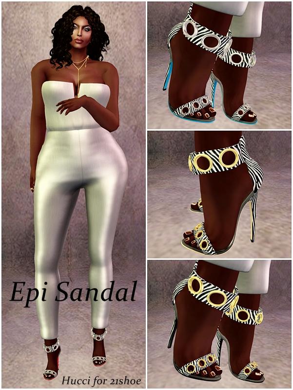 epi sandal 21shoe