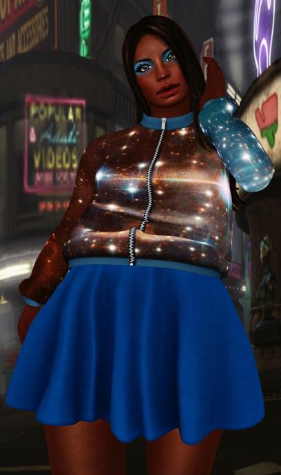blu cosmos