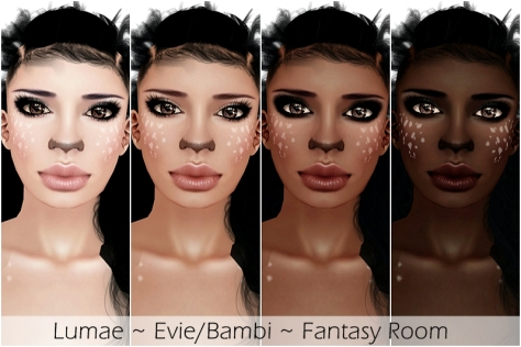Lume Fantasy Room