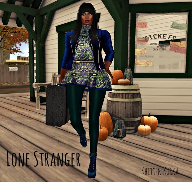 lone stranger a
