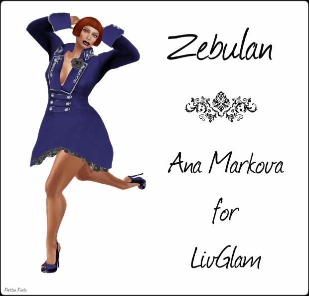 zebulan b