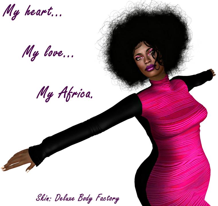 dbf africa my love