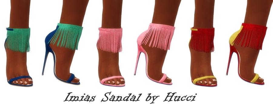 Imias sandal