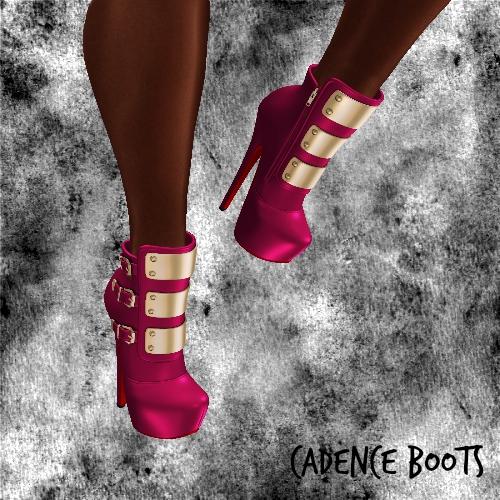 cadence boots