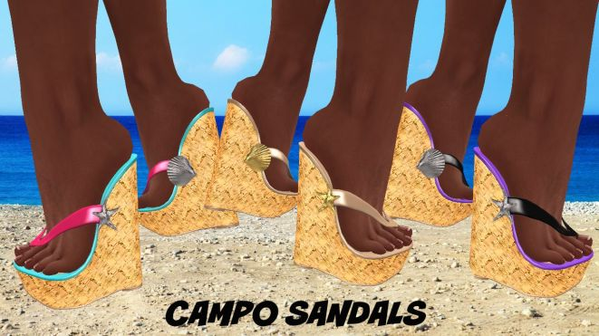 CAMPO SANDAL