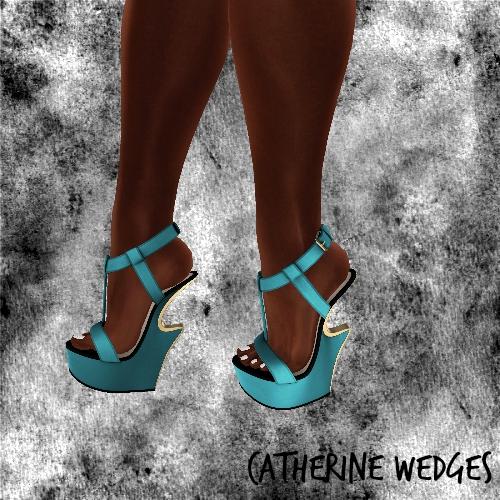 catherine wedges