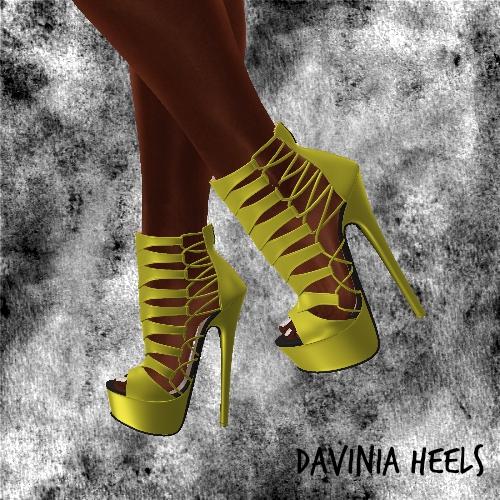davinia heels