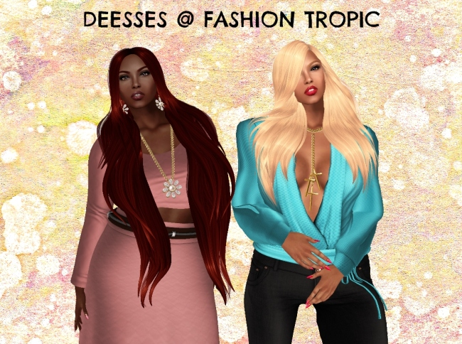 deesses fashion tropic