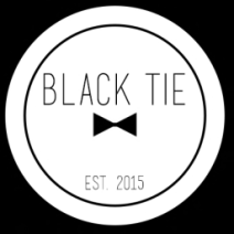Black Tie Logo (full perm)